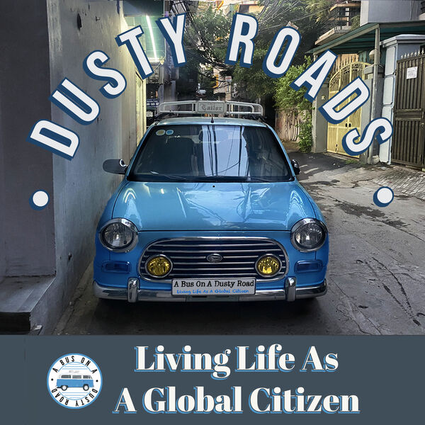 Dusty Roads Podcast Artwork Image
