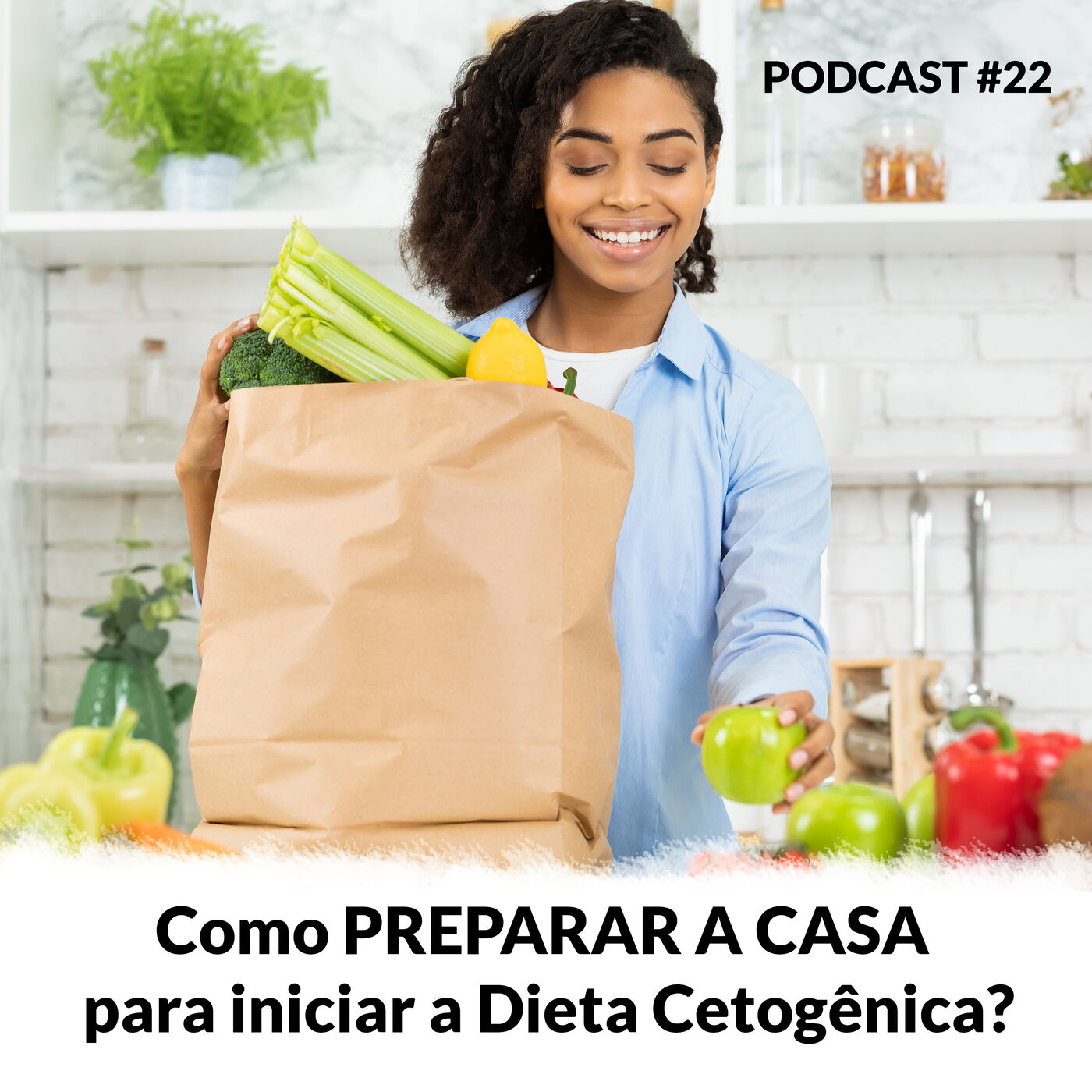 Como preparar a casa para iniciar uma dieta Cetogênica?