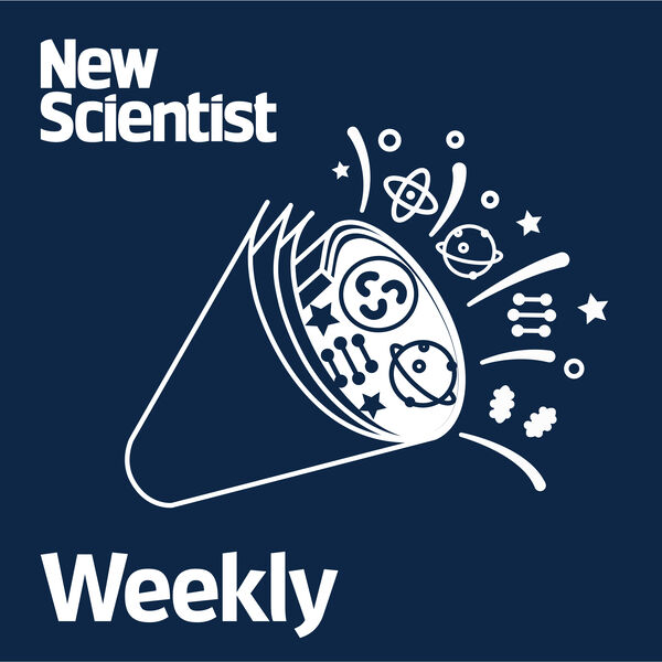 New Scientist Weekly Podcast Artwork Image