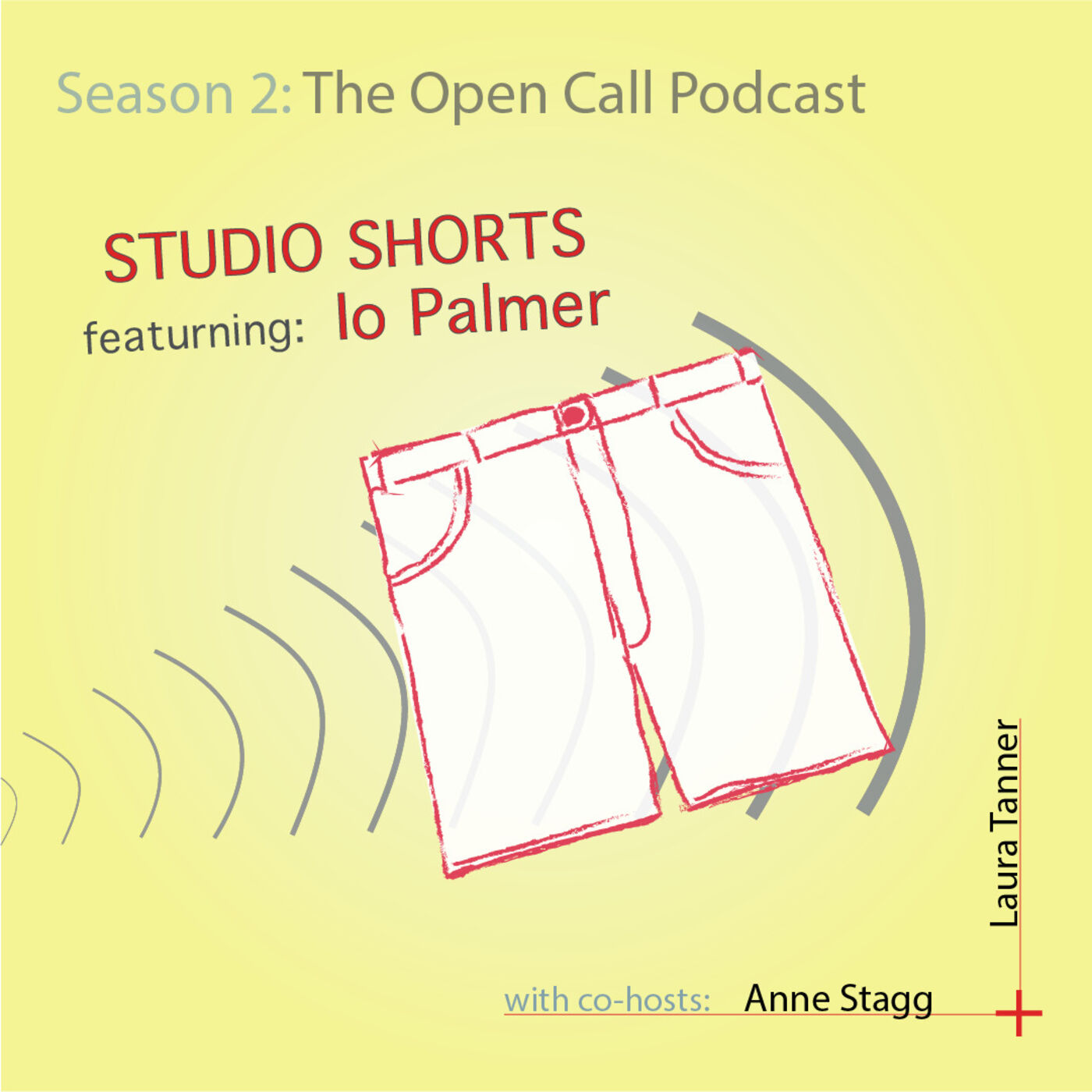 The Open Call Podcast with Io Palmer