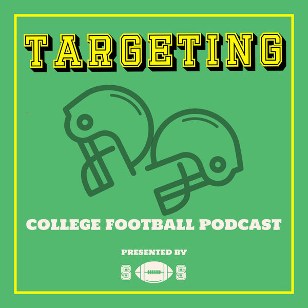Targeting: College Football Podcast Podcast Artwork Image