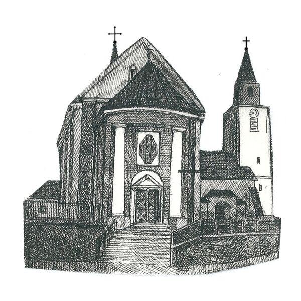 Slovo do karantény z farnosti Brno - Žebětín Podcast Artwork Image