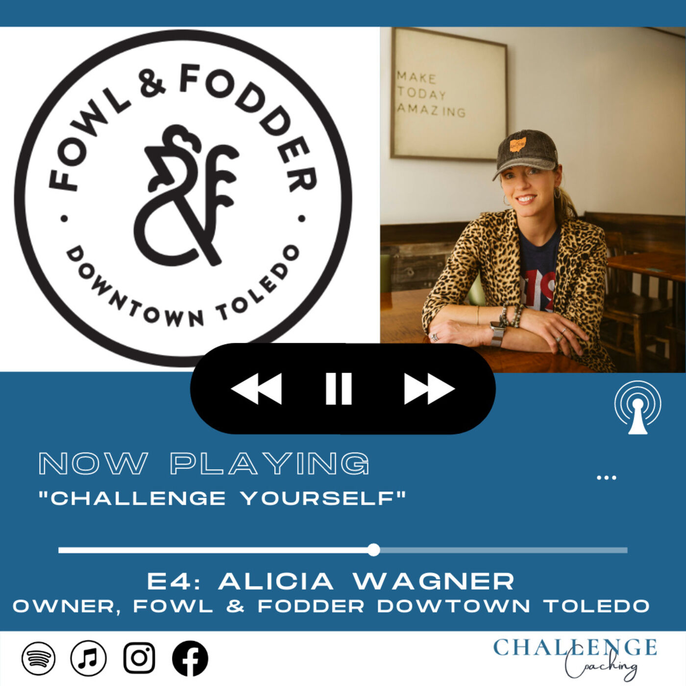 E4: Alicia Wagner: Owner of Fowl & Fodder Downtown