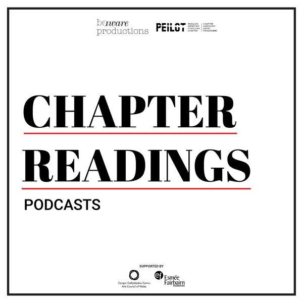 Chapter Readings Podcast Artwork Image