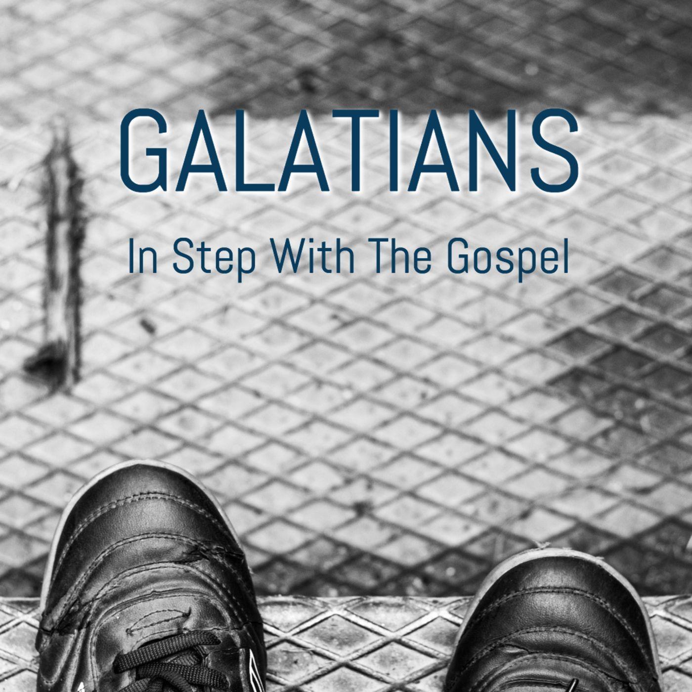 Faithful Pastors... Faithful Flock, Galatians 4:12-20