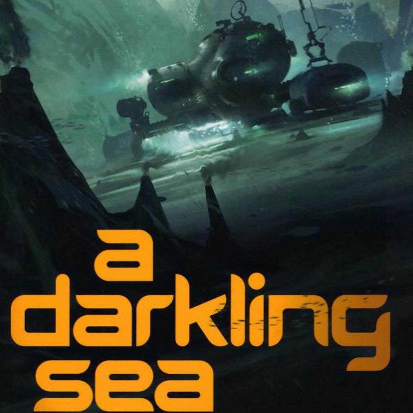 Book-Space! #9. A Darkling Sea by James L. Cambias