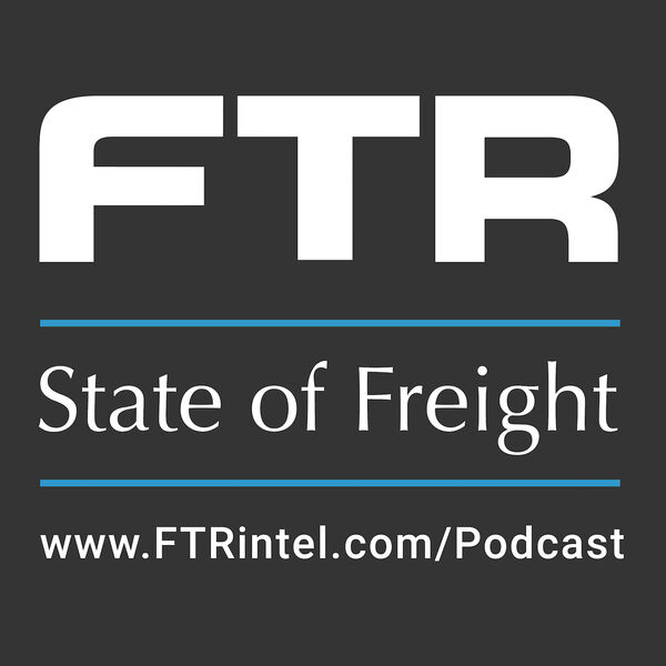 FTR State of Freight Podcast Artwork Image