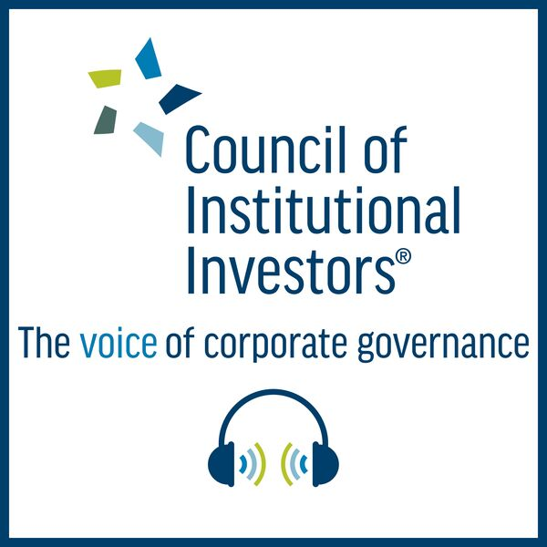 The Voice of Corporate Governance Podcast Artwork Image