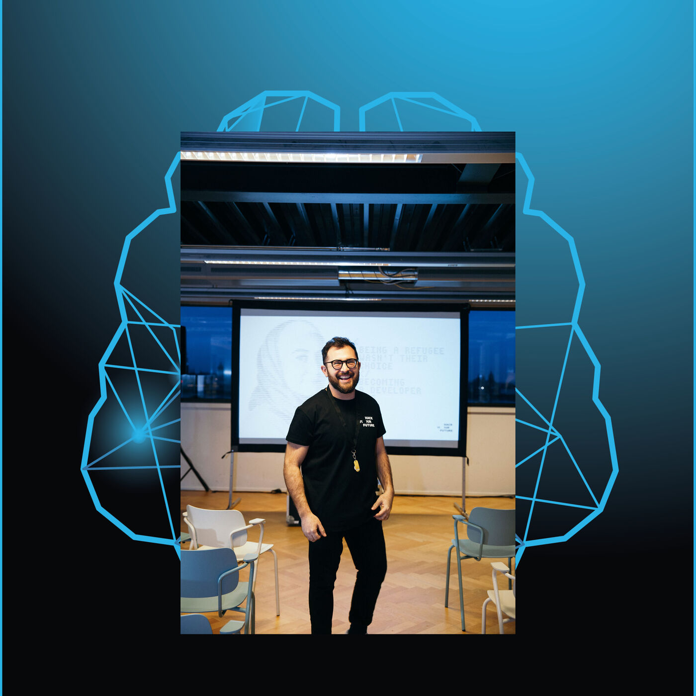 Federico Fusco - HackYourFuture! What is it and how can you get involved?