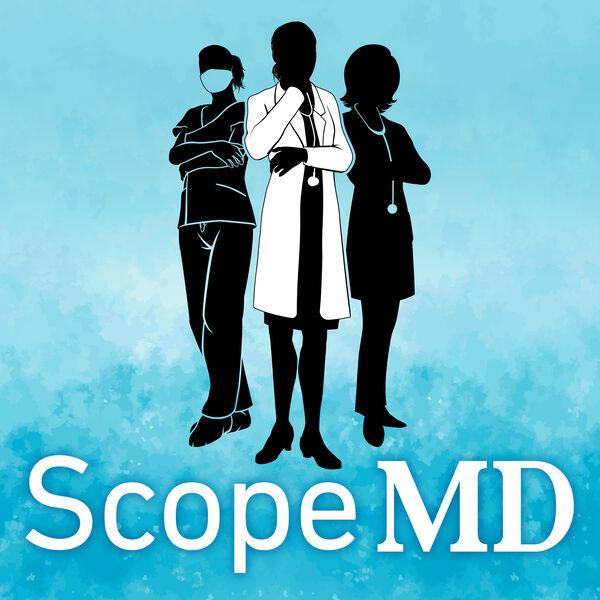 ScopeMD Podcast Artwork Image