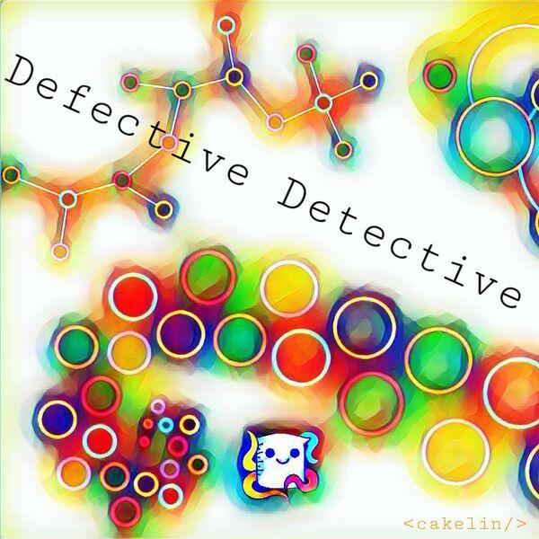 Defective Detective Podcast Artwork Image