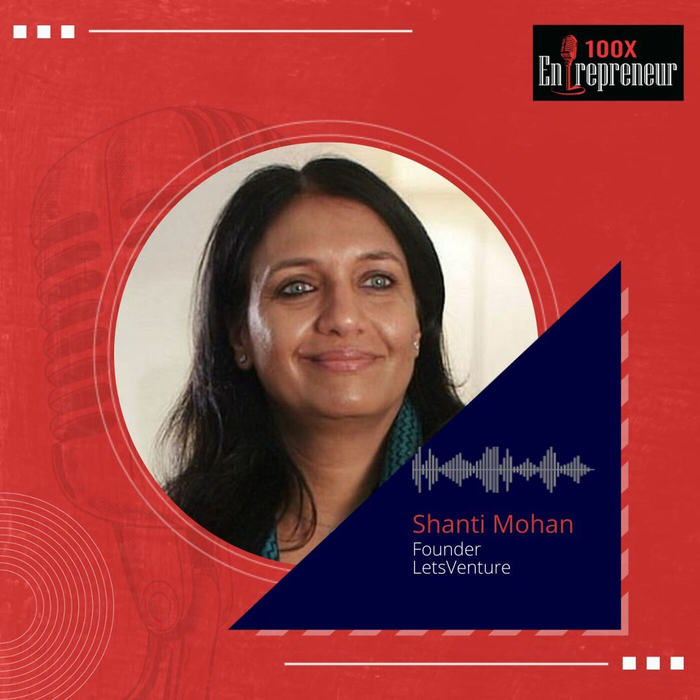 Shanti Mohan, Founder, LetsVenture on the rise of Angel Investing in India