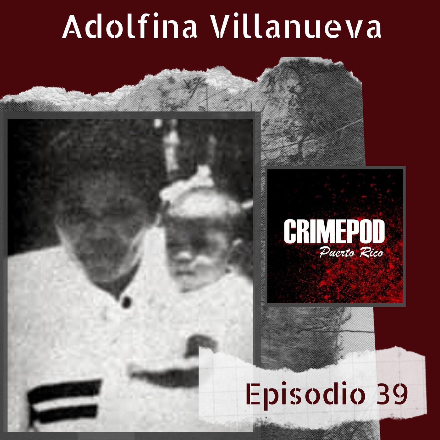Adolfina Villanueva
