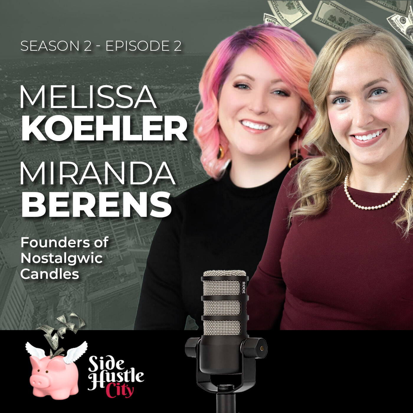 Season 2, Episode 2 - Melissa Koehler and Miranda Berens discuss how easy it was to open an online store and the process they followed