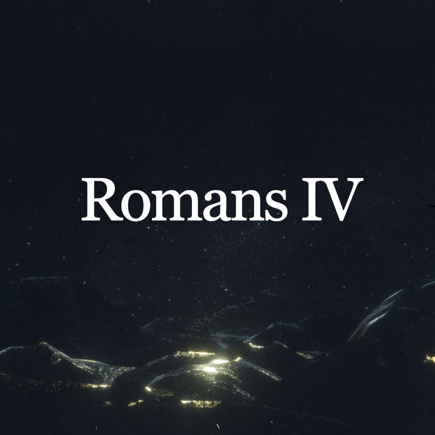 Romans 4:1-8 - Righteousness Through Faith