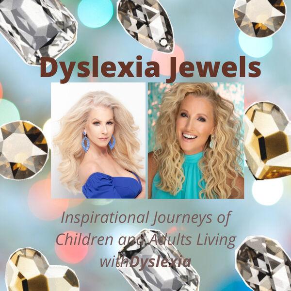 Dyslexia Jewels  Podcast Artwork Image
