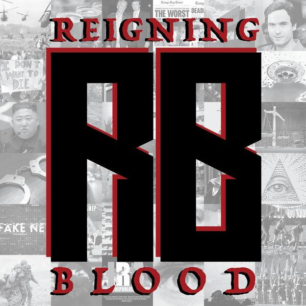 Reigning Blood Podcast Artwork Image