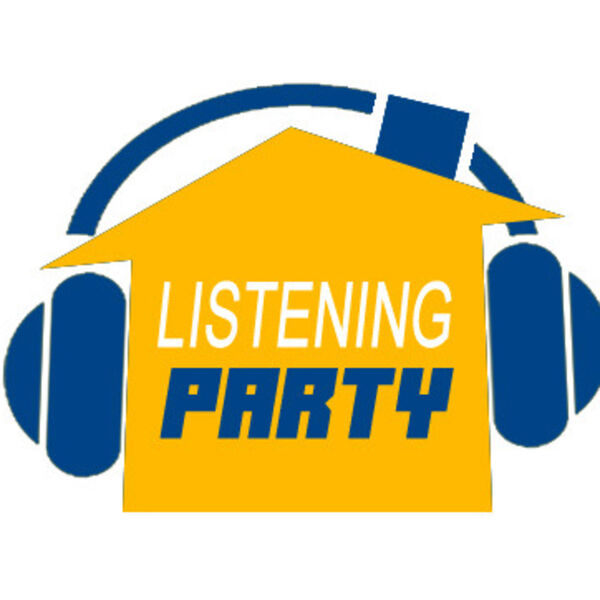 The Listening Party Podcast Artwork Image