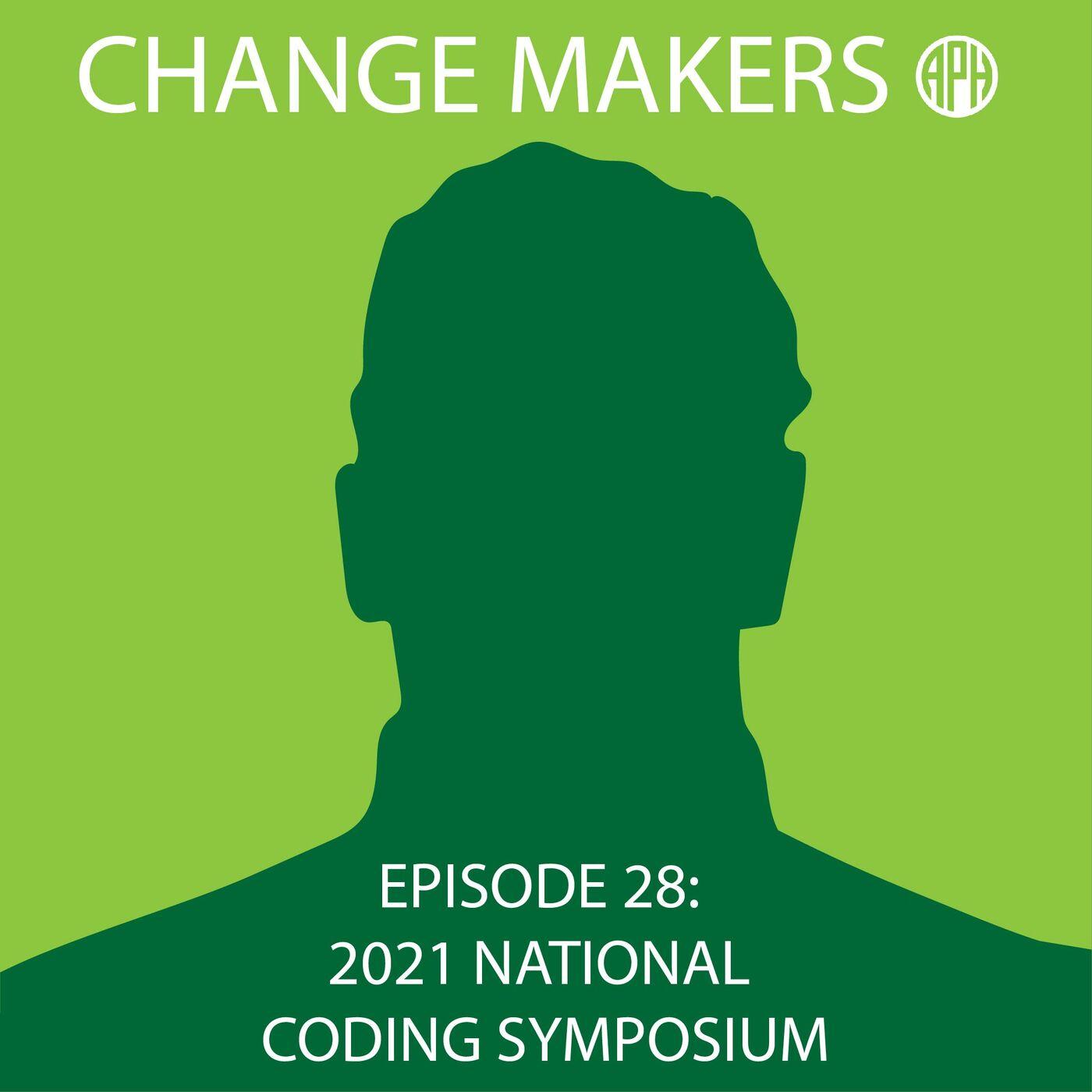 2021 National Coding Symposium