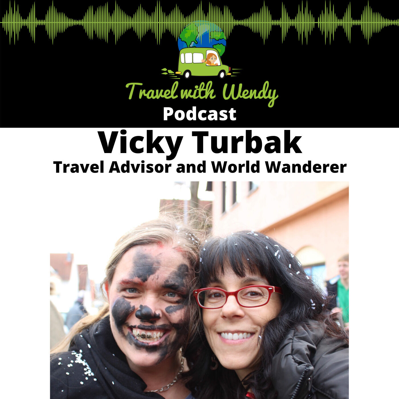 """#36 - Travel in the time of """"Rona"""" - A travel chat with Vicky T"""