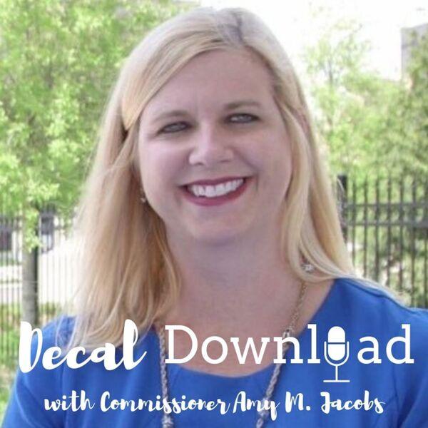 DECAL Download Podcast Artwork Image