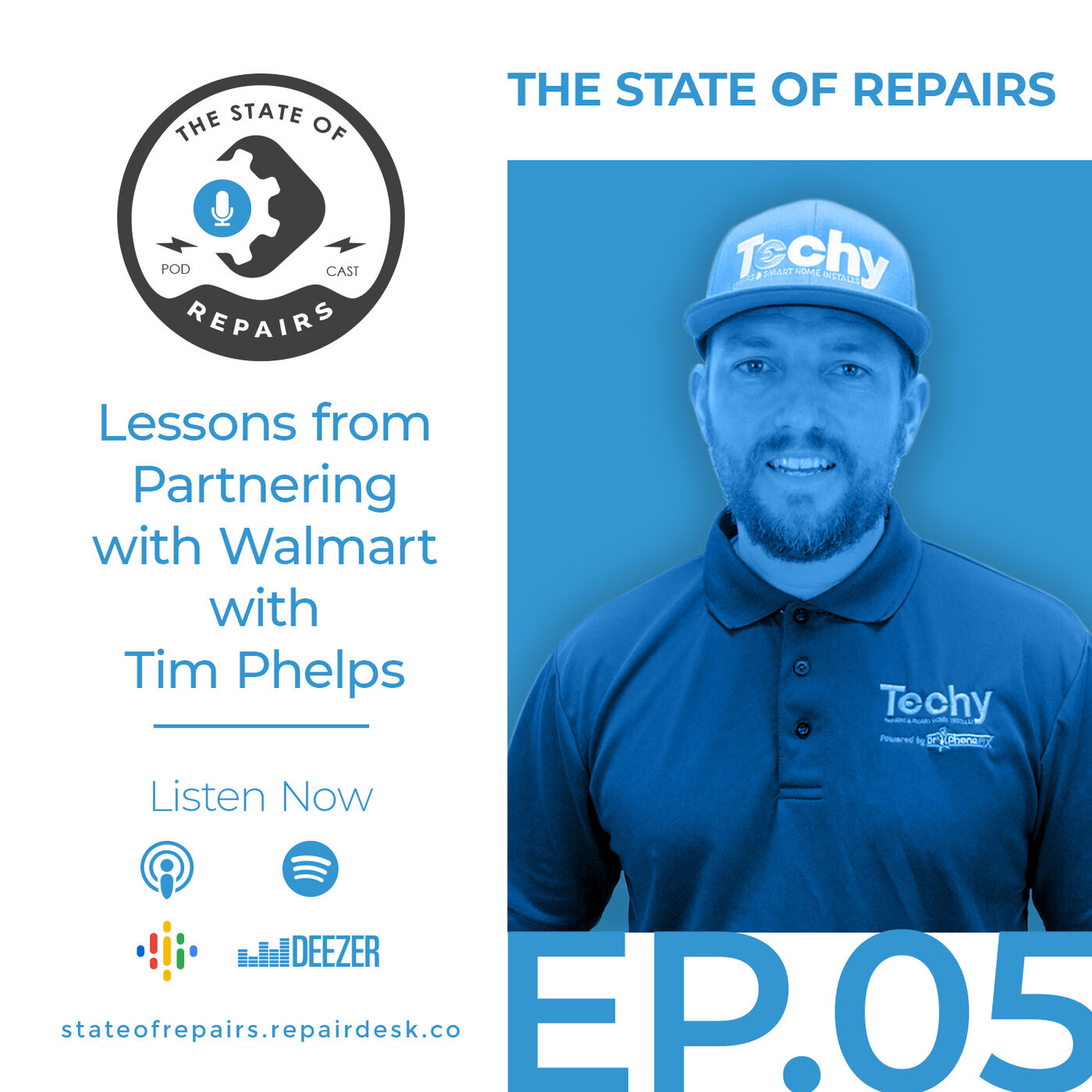 Episode 5 - Lessons from Partnering with Walmart with Timothy Phelps