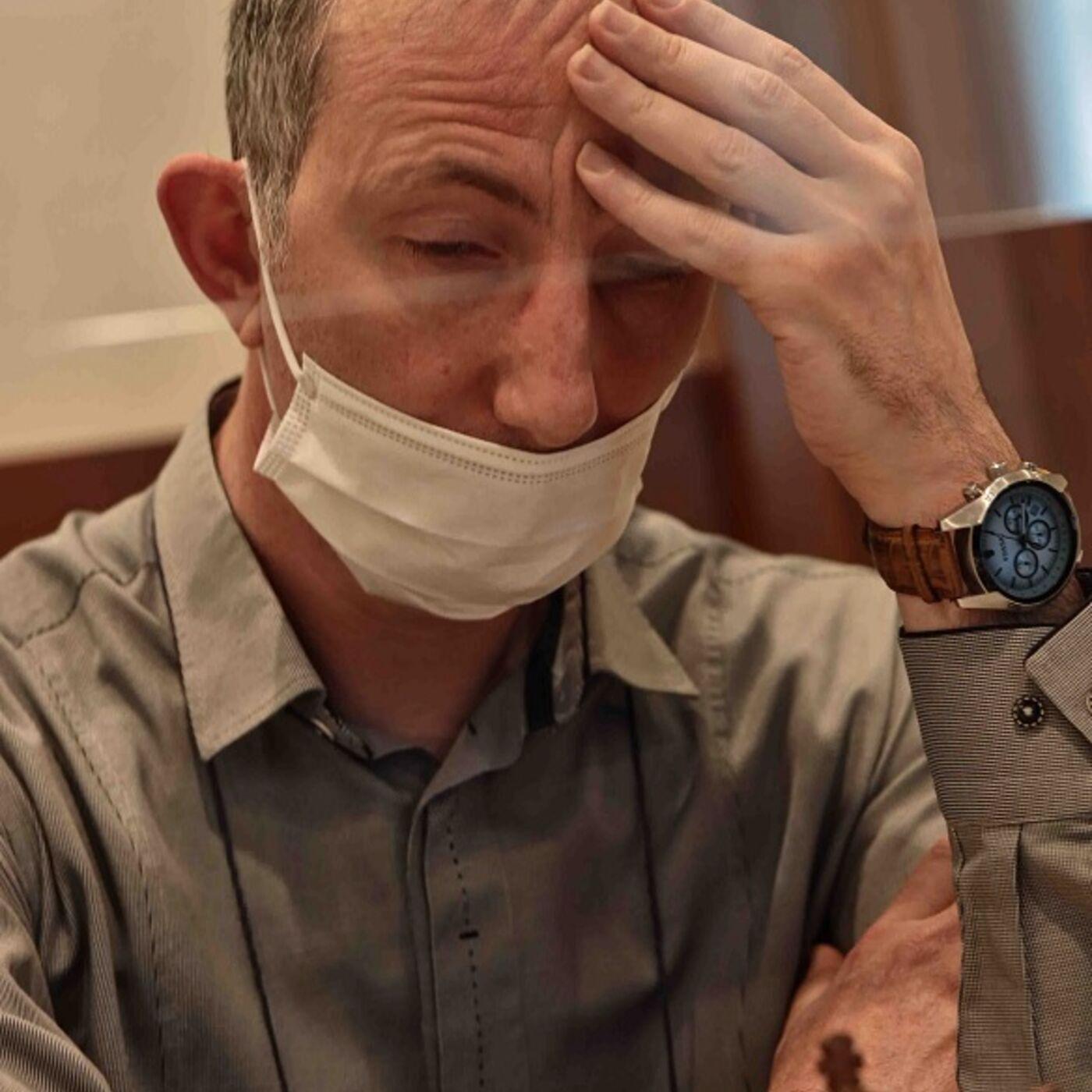 144th Episode with Grandmaster  Victor Mikhalevski, 2021 Israeli Champion
