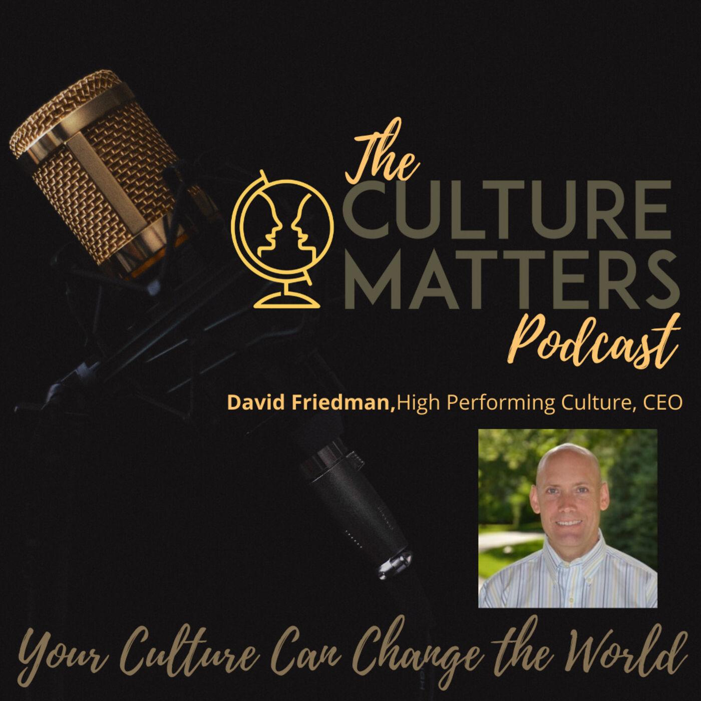 Season 6, Episode 72: Guest: David Friedman: Systematic Fundamentals