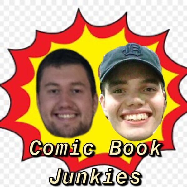 Comic Book Junkies  Podcast Artwork Image