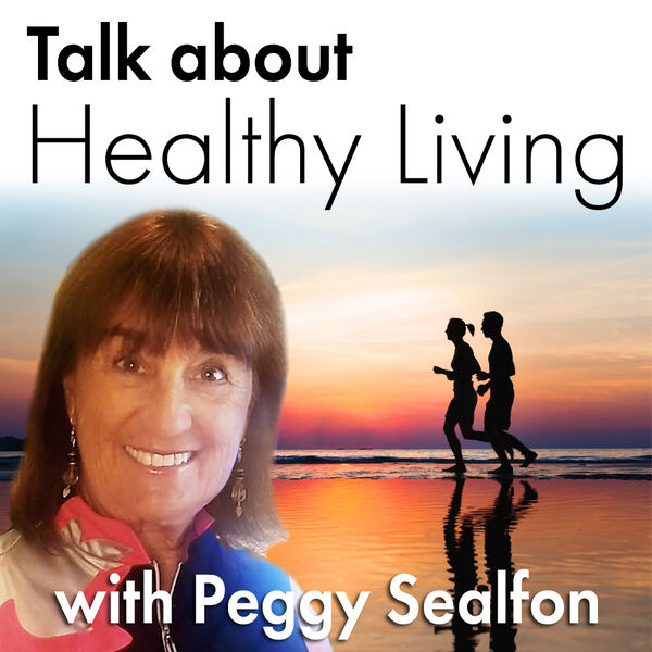 Talk About Healthy Living Podcast Artwork Image