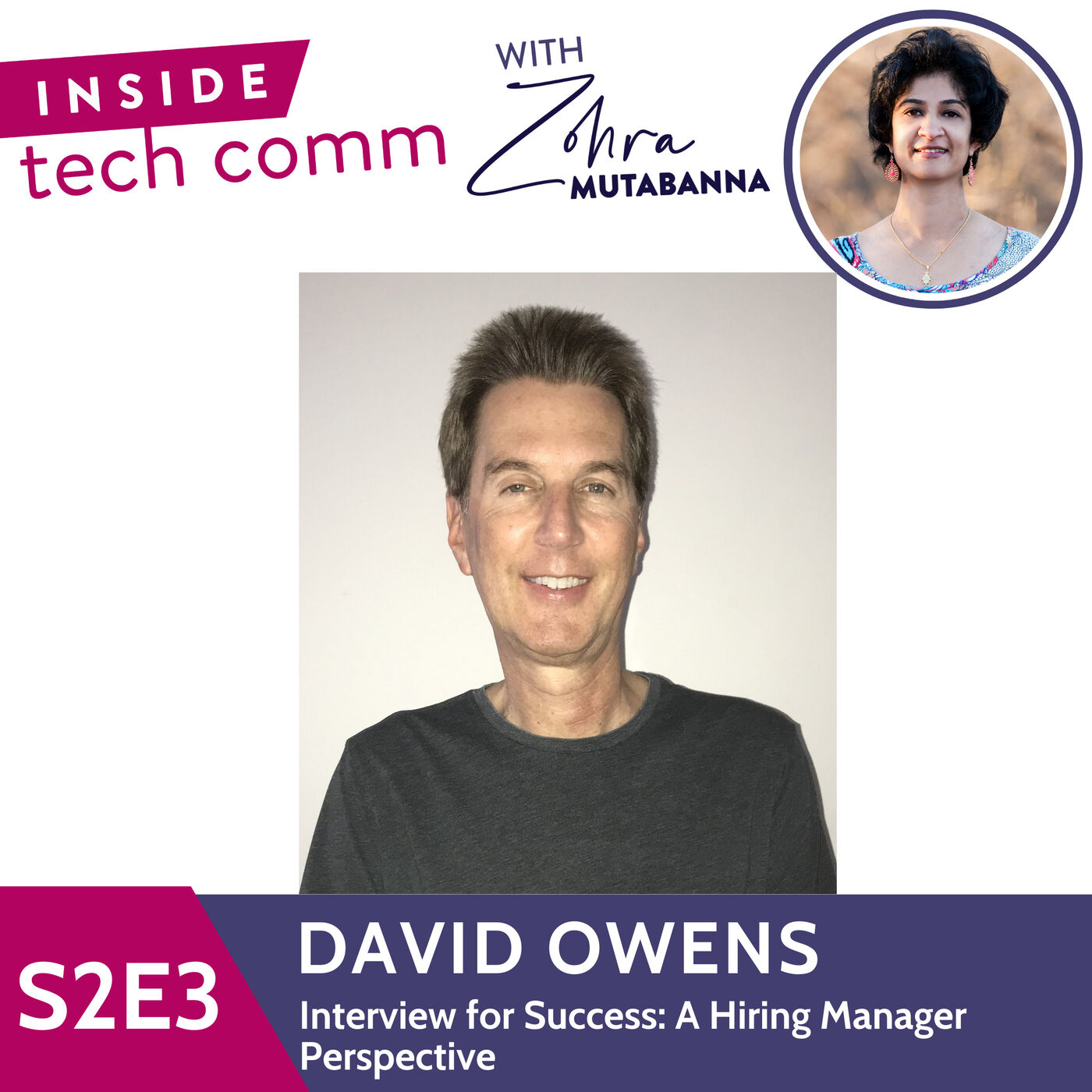 S2E3 Interview for Success: A Hiring Manager Perspective with David Owens