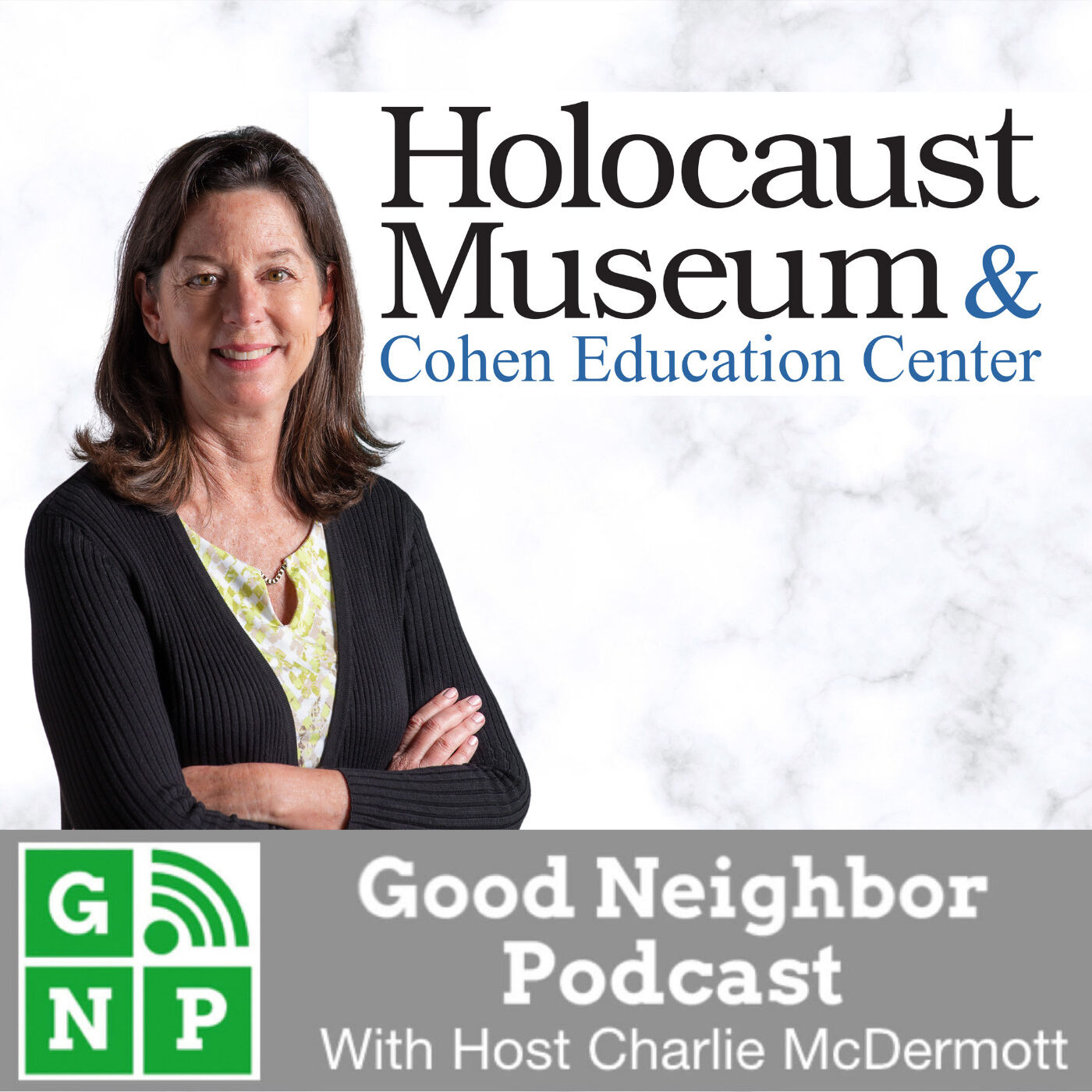 EP #541: Holocaust Museum & Cohen Education Center with Susan Suarez