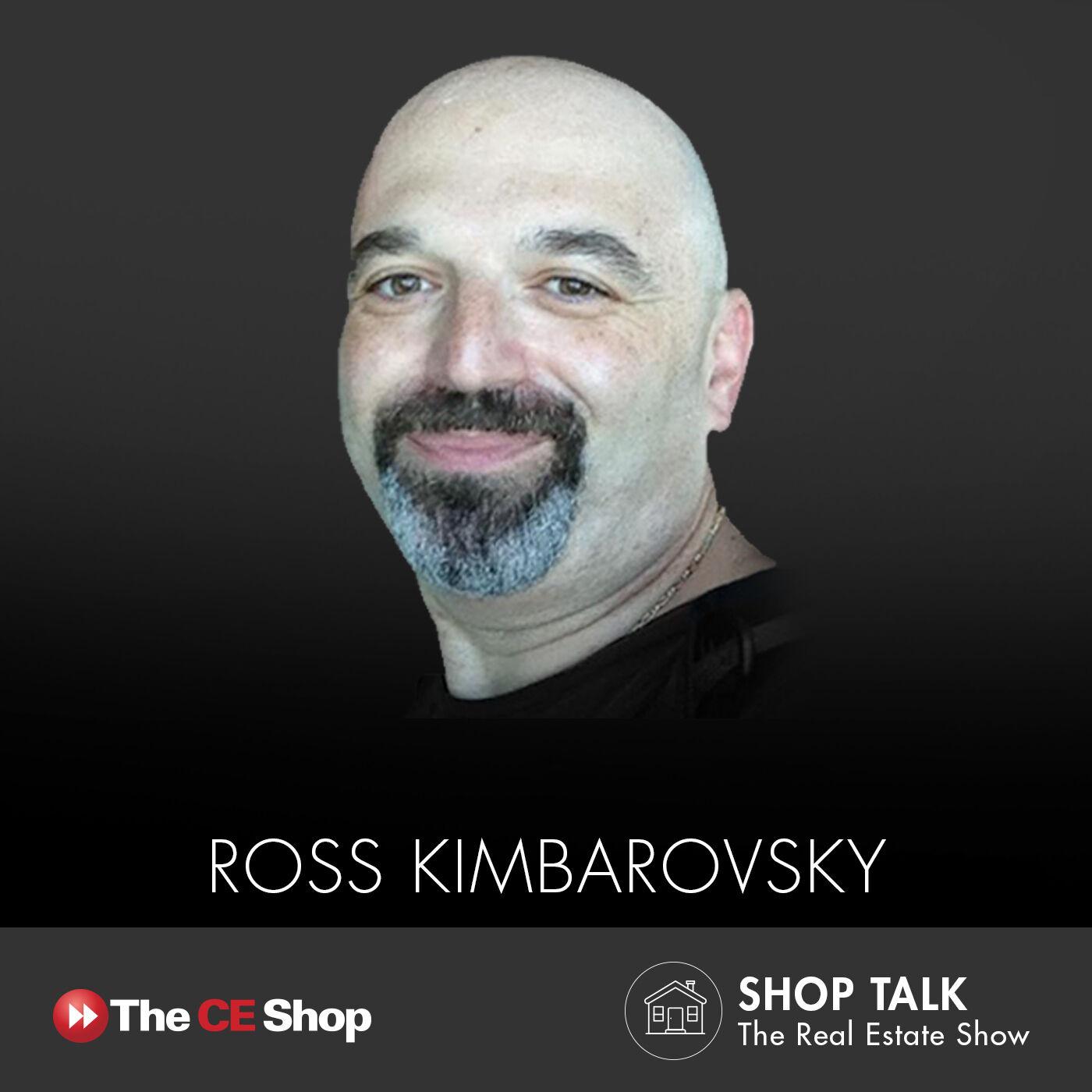 62: Ross Kimbarovsky