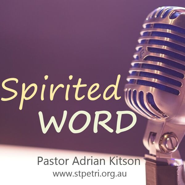 Spirited Word Podcast Artwork Image