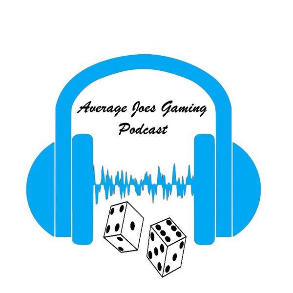 Average Joe's Gaming Podcast Artwork Image