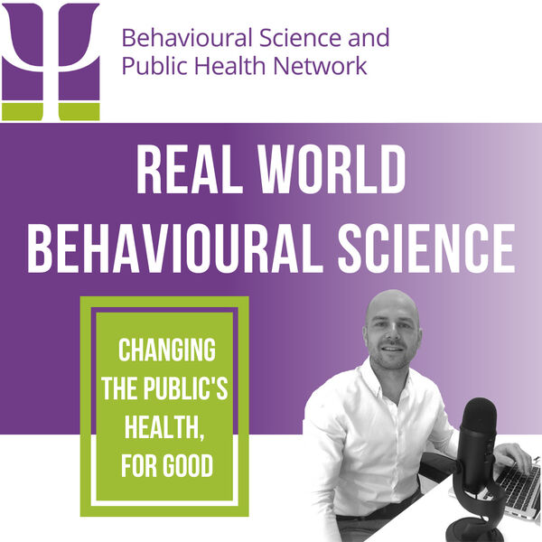 Real World Behavioural Science Podcast Artwork Image
