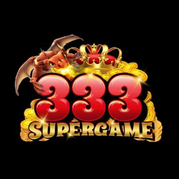 333Supergame Podcast Artwork Image