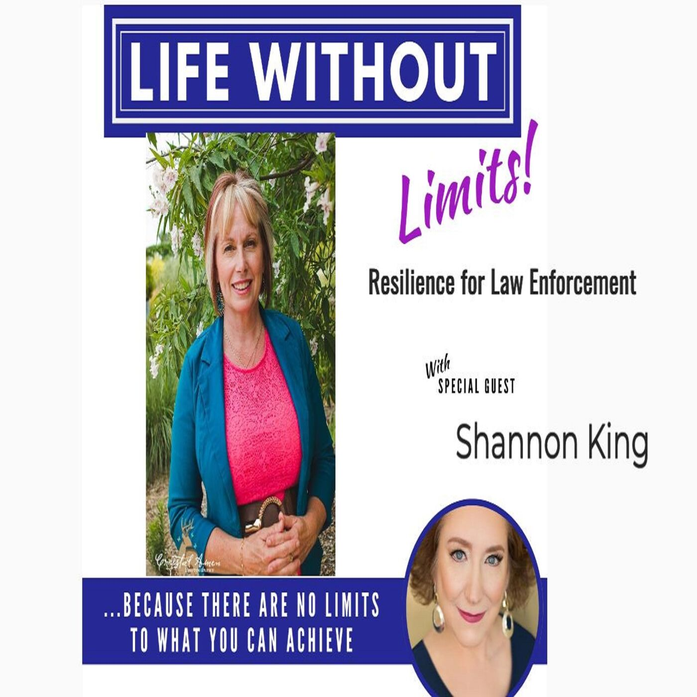 Resilience for Law Enforcement with Shannon King