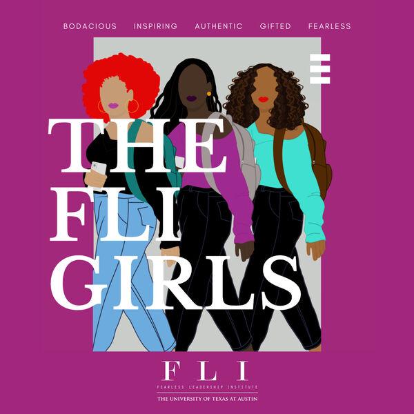 The FLI Girls Podcast Artwork Image
