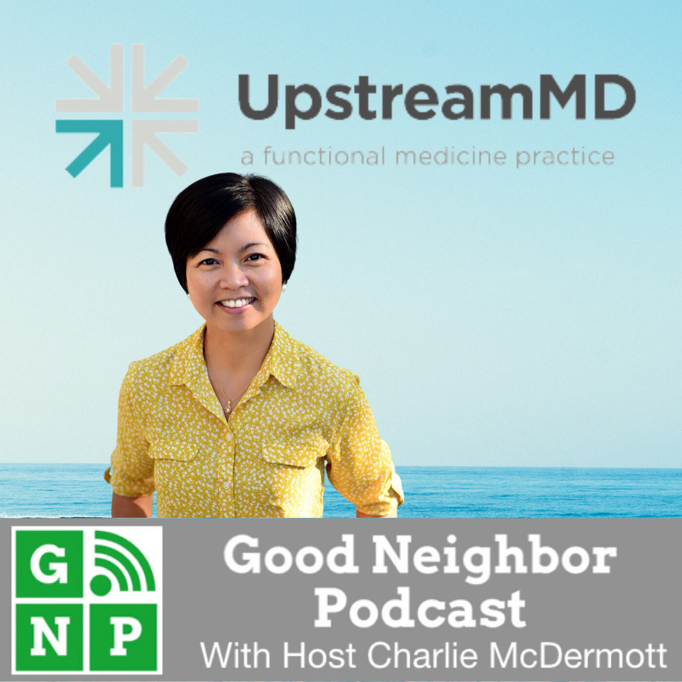 EP #520: Upstream MD with Dr. Zorayda Torres
