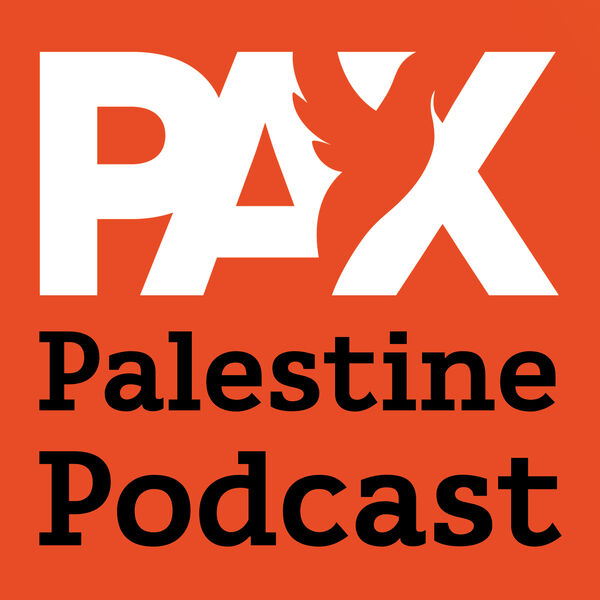 PAX Palestine Podcast Podcast Artwork Image