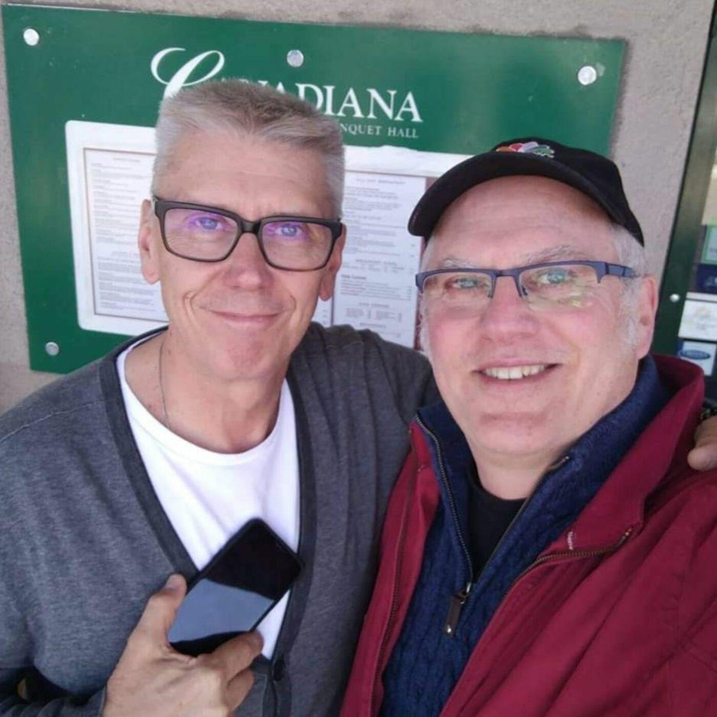 Episode 8: New Life Casting director Jon Comerford