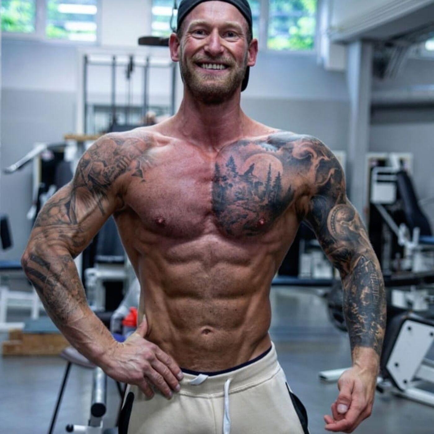 Hvordan holde deg best i form? Toppidrettsutøver, PT og trikkefører, Marius Gangmark, svarer
