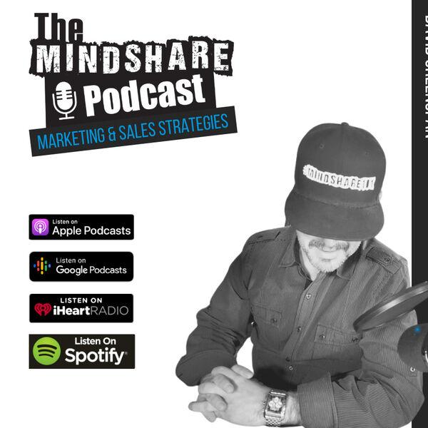 The MindShare Podcast Podcast Artwork Image