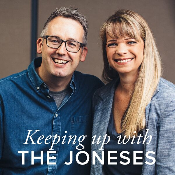 Keeping Up With The Joneses Podcast Artwork Image