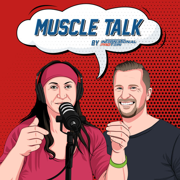 Muscle Talk - By International Protein Podcast Artwork Image