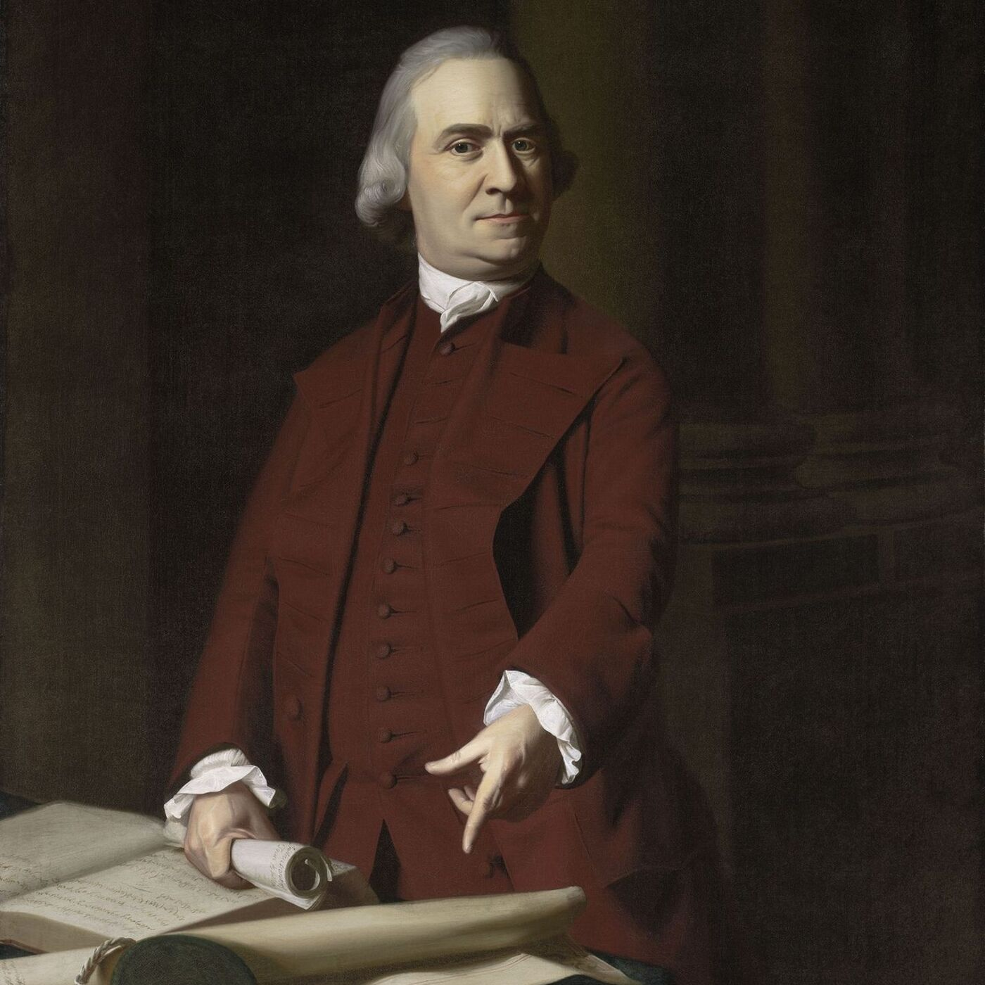 Episode 59: Samuel Adams - An American Brew of Oratory and Republicanism