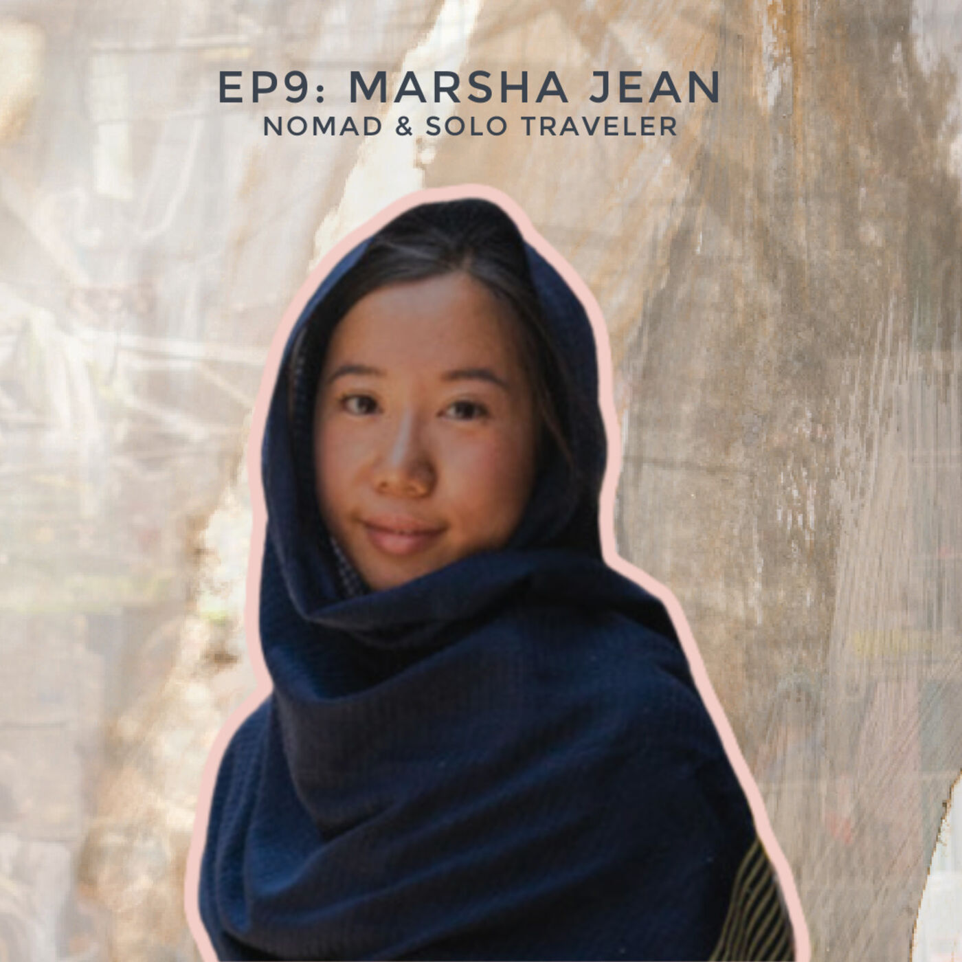 Solo Hitchhiking, Cycling, and Couchsurfing through the Middle East and Central Asia with Marsha Jean