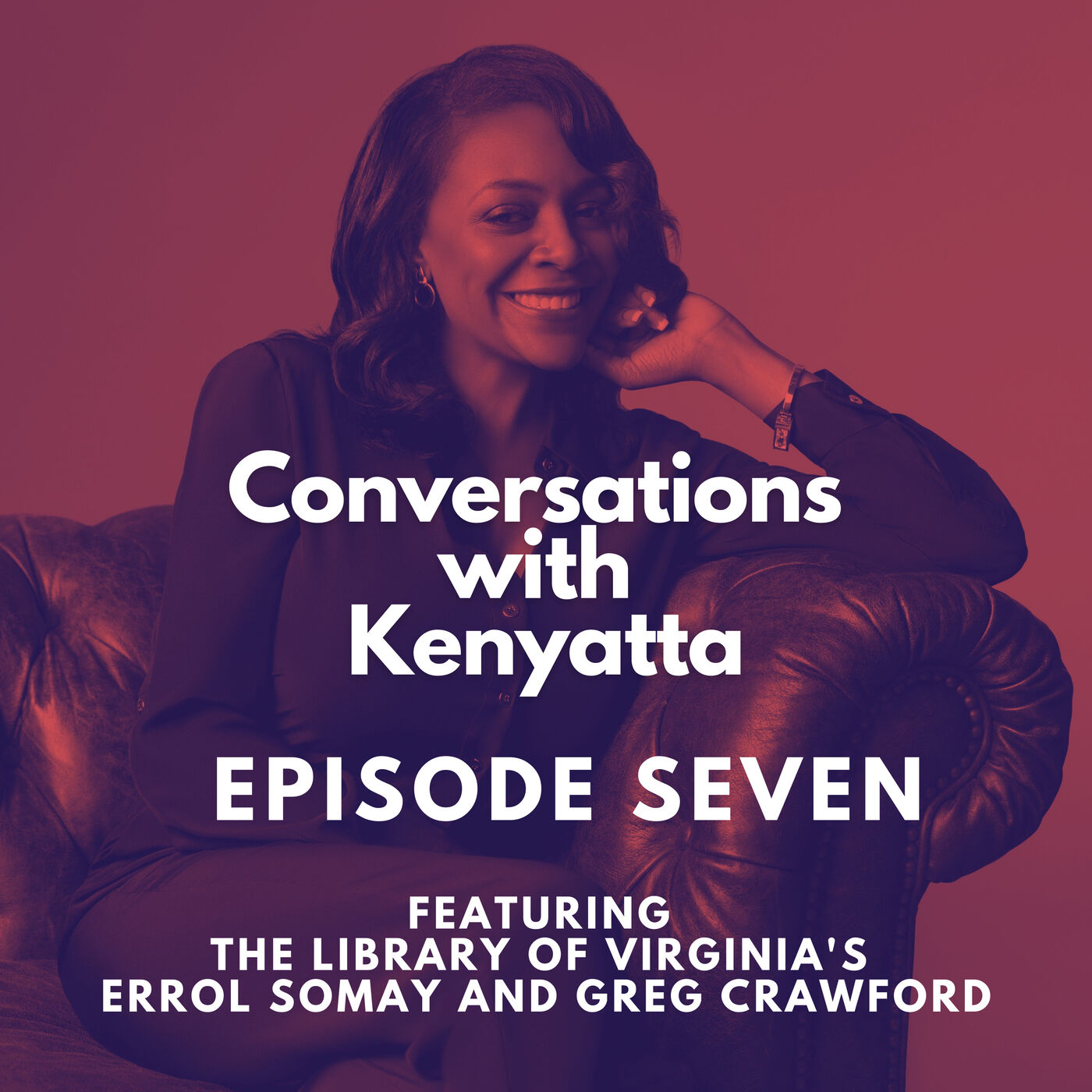 A Conversation with Errol Somay and Greg Crawford of the Library of Virginia