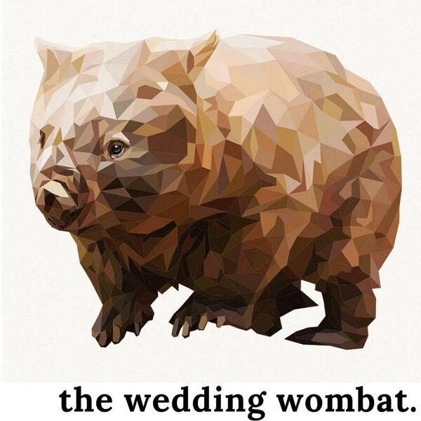 The Wedding Wombat Podcast Artwork Image